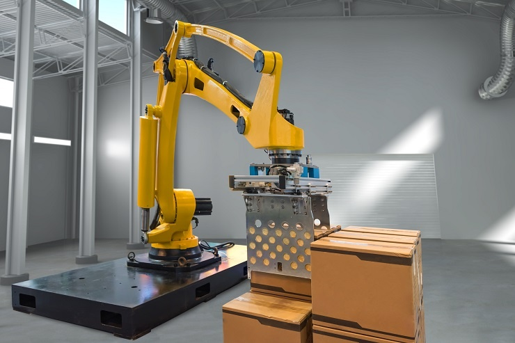 Automation for warehouse digitalization
