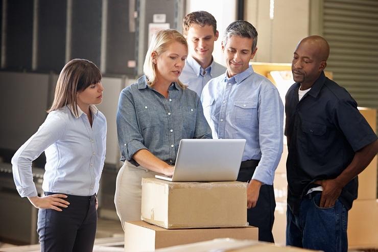 Warehouse KPI - Distribution