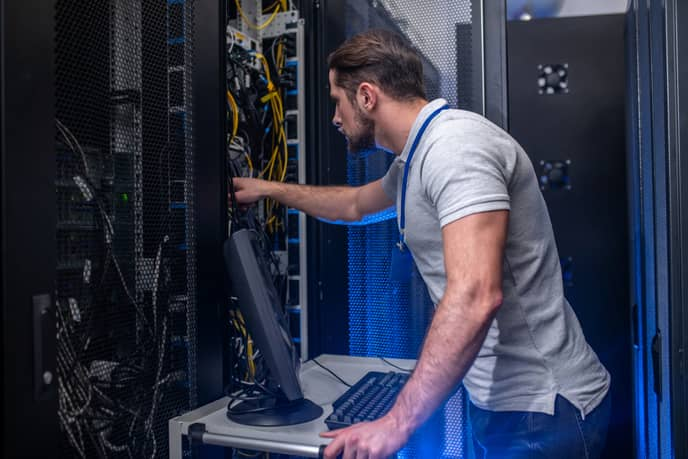 Business IT Support - Access to Specialized Personnel