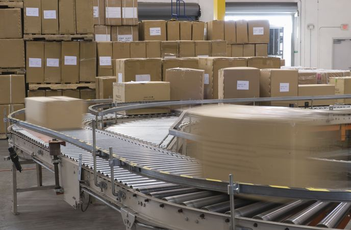 Warehouse Conveyor Systems - Minimized Risks