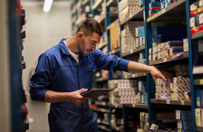 Warehouse Inventory Management - Importance