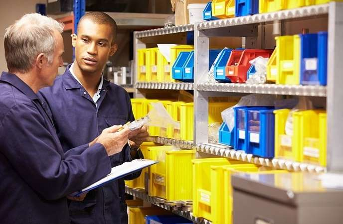 Lean Warehouse Management - Sustain
