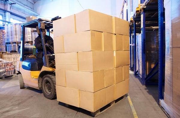 Reverse Logistics Process - Dedicated Area