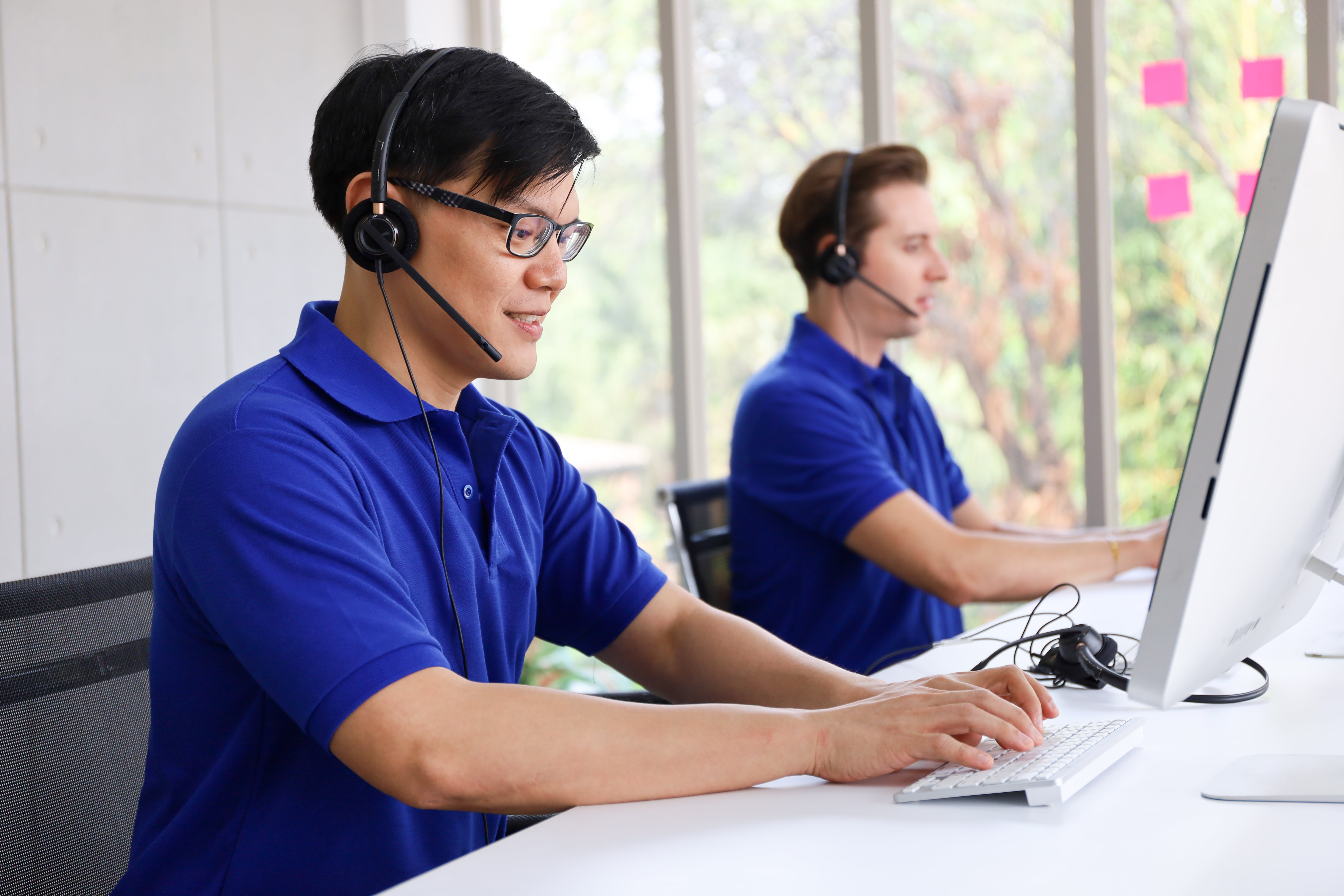 IT Help Desk Outsourcing - More Manpower