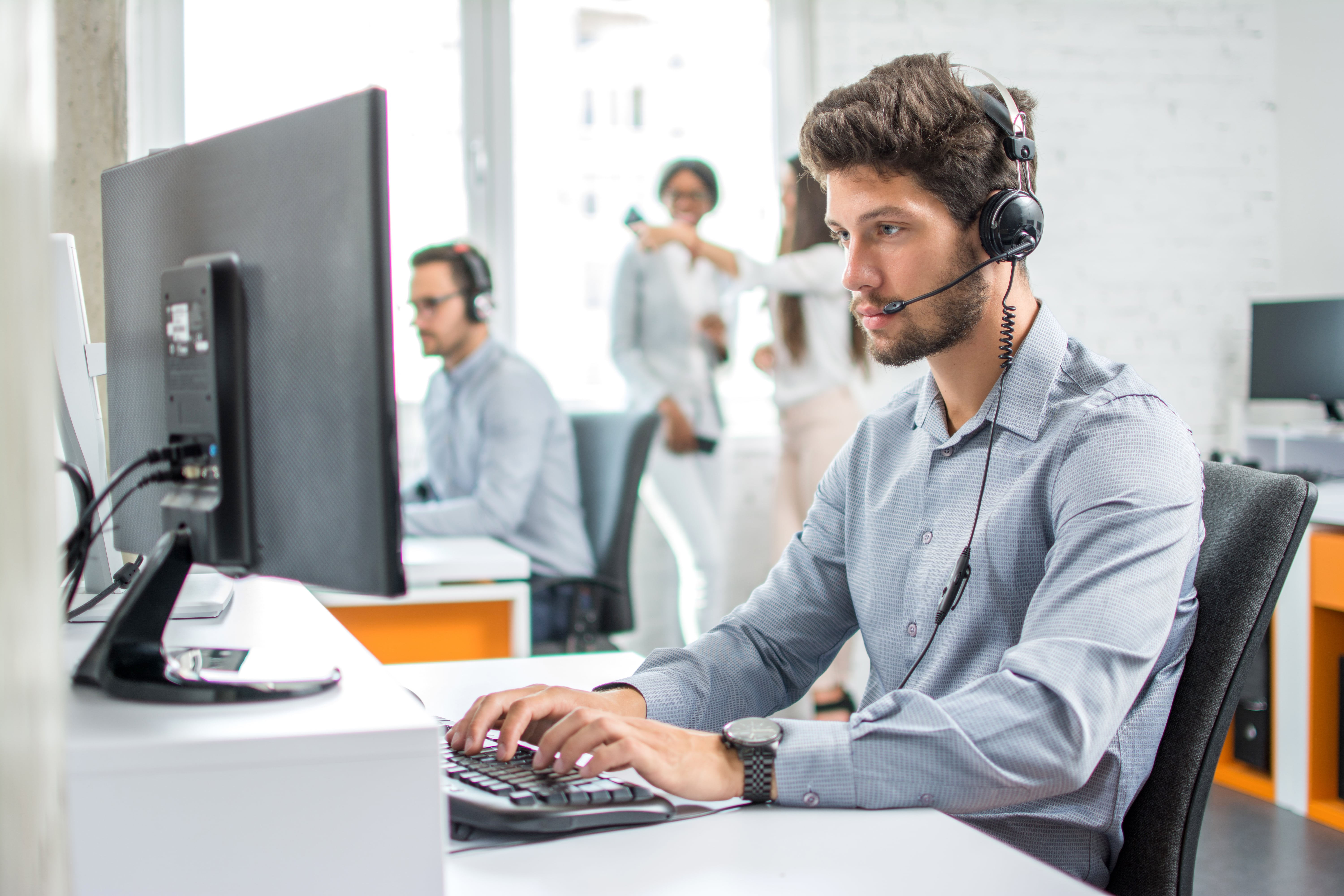 IT Outsourcing - Emergency-Only, Help Desk IT Services