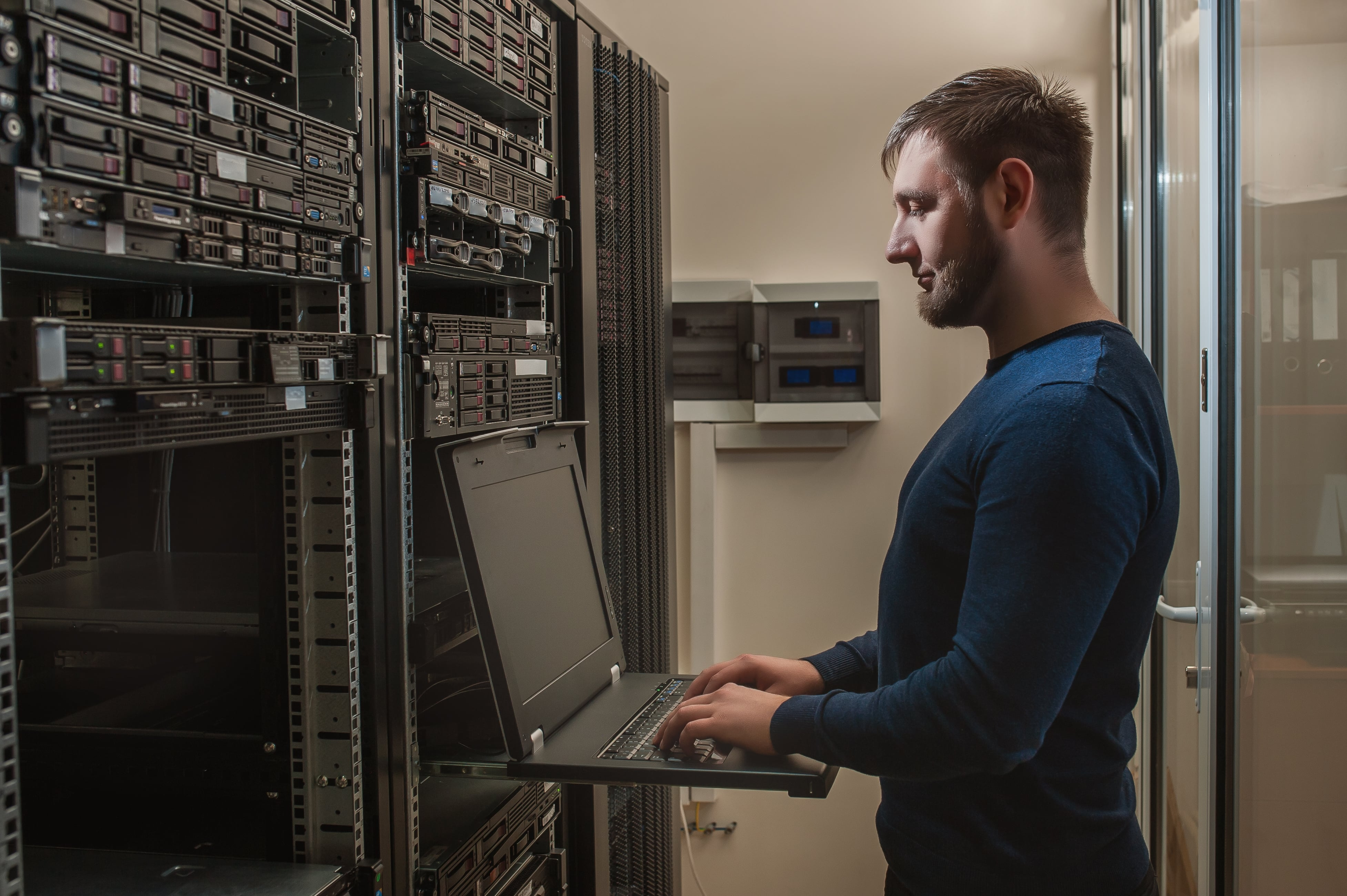 IT Outsourcing - On-Site IT Contractor