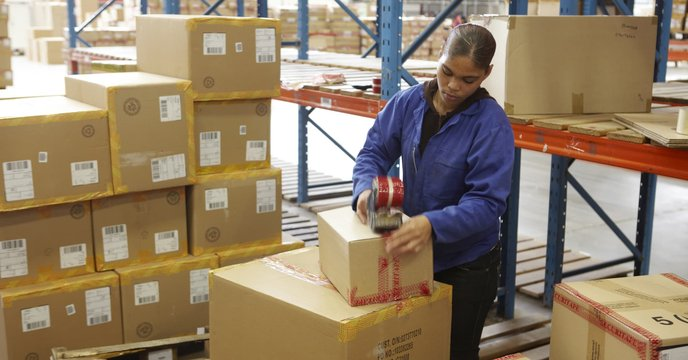 Warehouse Ventilation - Increased Productivity