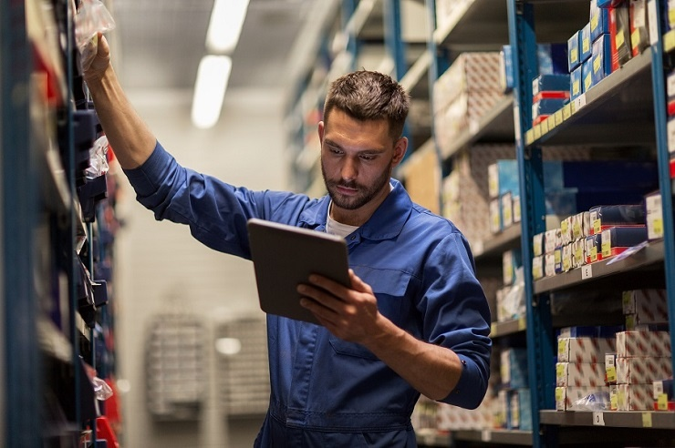 Industrial Tablet - Warehouse Mobility Solutions