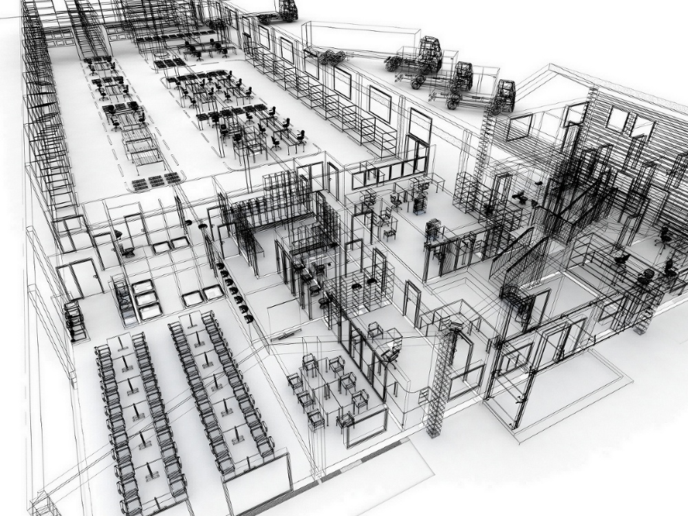 warehouse layout