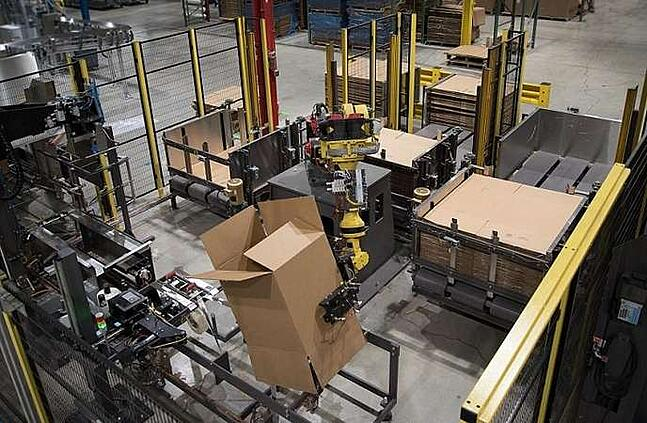 Shipping Process - Packing and Labeling