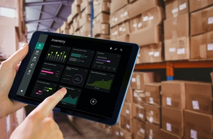 Warehouse IoT - Analytics