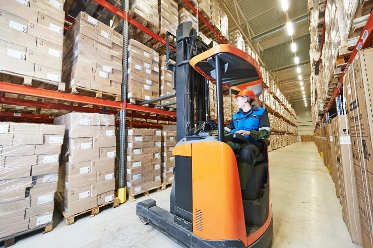 Top Warehouse Put-Away KPIs