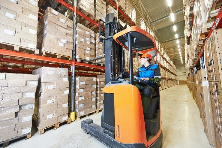 Top Warehouse Put-Away KPIs