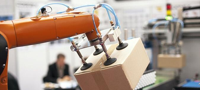 Warehouse Technology - Robotics & Automation