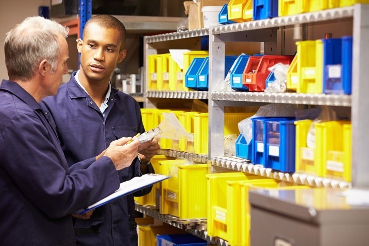 S for Sustain in Lean Warehouse Management