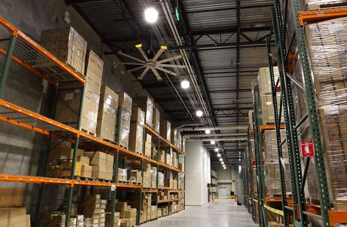 Sustainable Warehouse - Definition