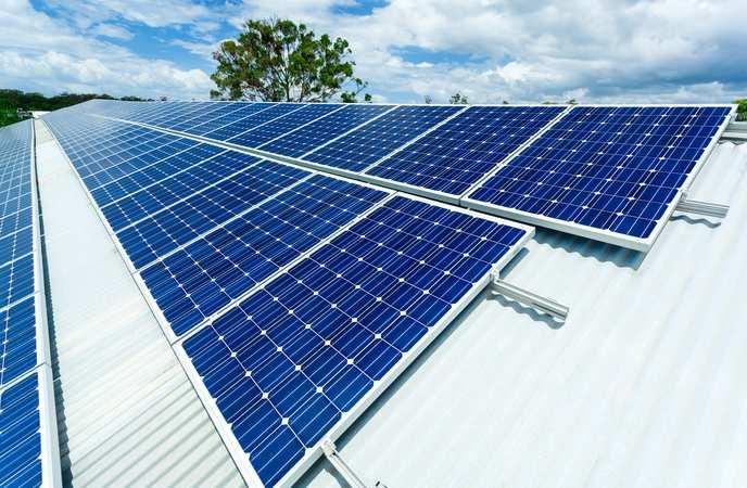 Sustainable Warehouse - Renewable Energy