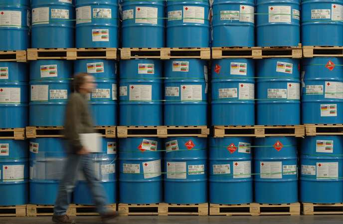 Types of Warehouse - Hazardous