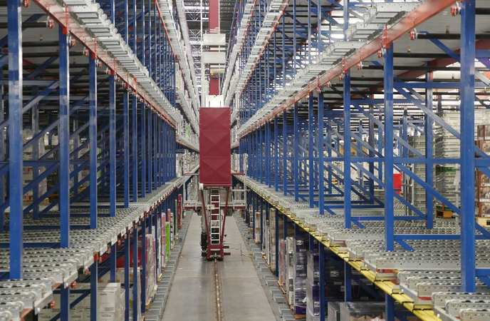 Warehouse Automation - Automated Storage and Retrieval Systems