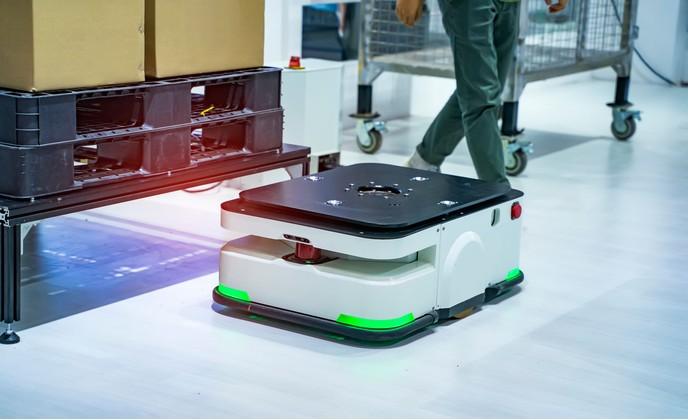 Warehouse Automation - Autonomous Mobile Robots