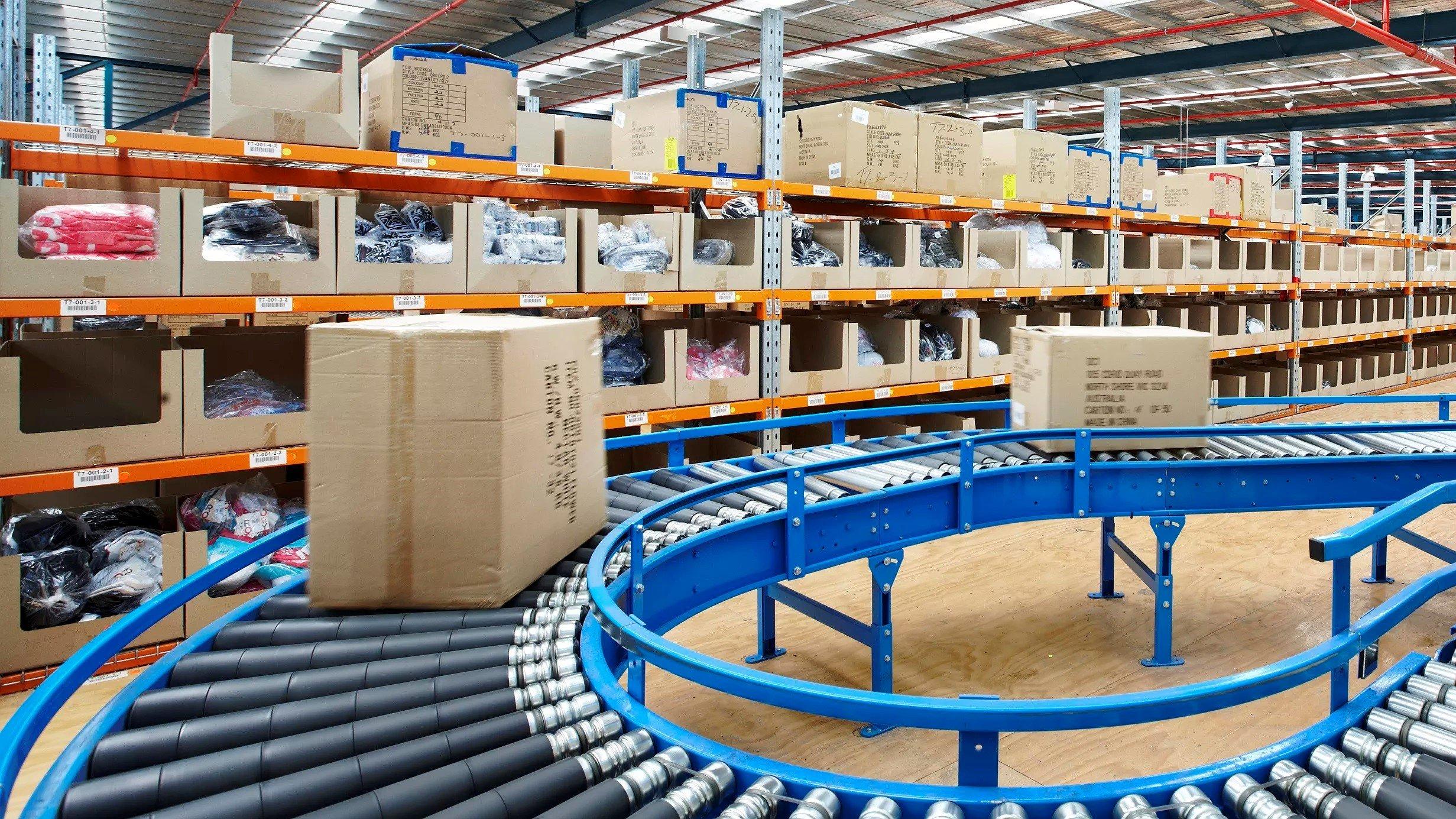 Warehouse Conveyor Systems - Long-Term Goals