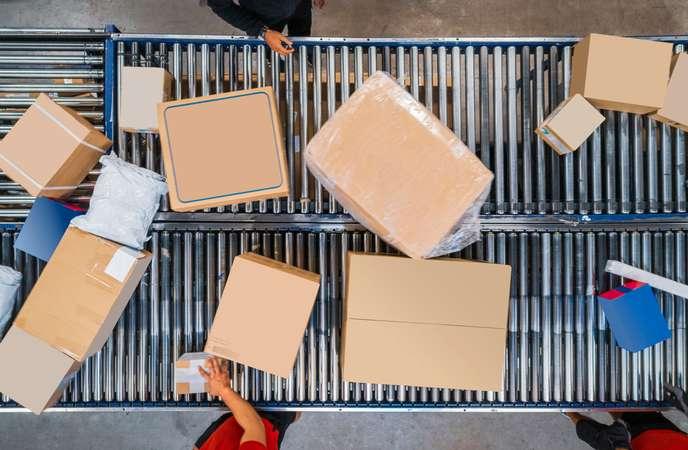 Warehouse Equipment - Conveyor