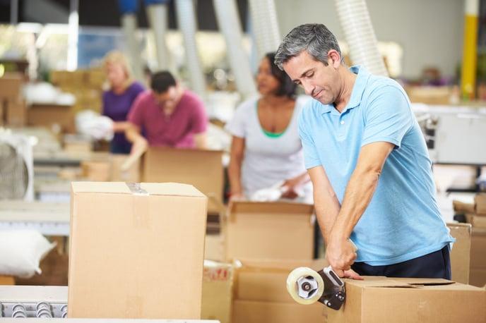 Warehouse Equipment - Packing