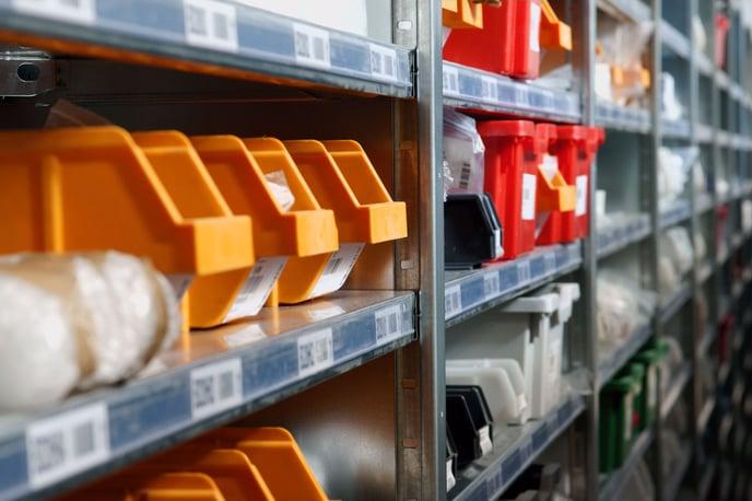 Warehouse Equipment - Storage