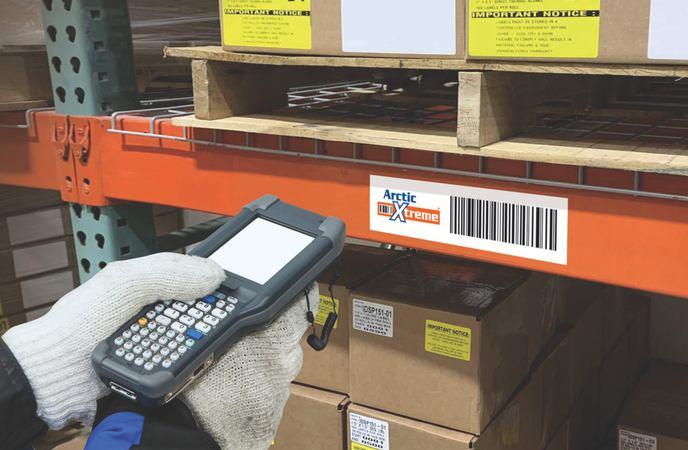 Warehouse Labels - Definition