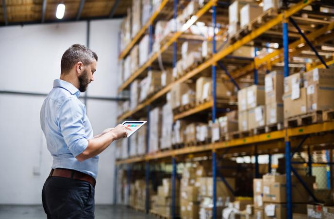 Warehouse Theft - Mobile Technologies & Wearables