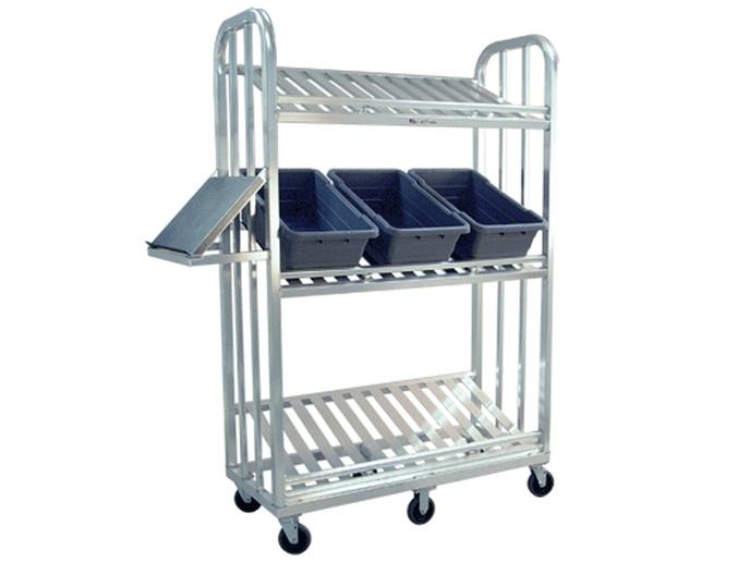 Warehouse Picking Cart - Design