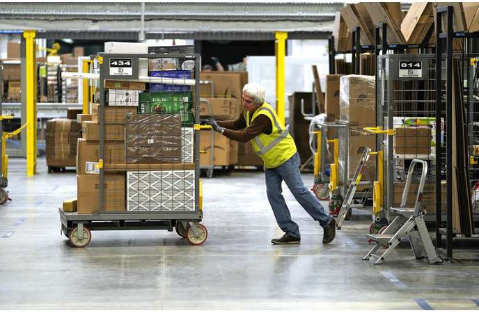Warehouse Picking Carts - Definition