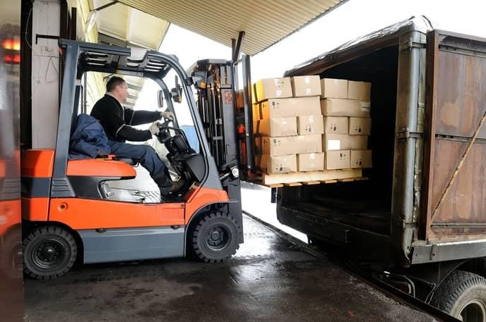 Warehouse Process - Shipping