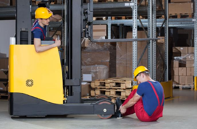Warehouse Safety - Forklift Trucks