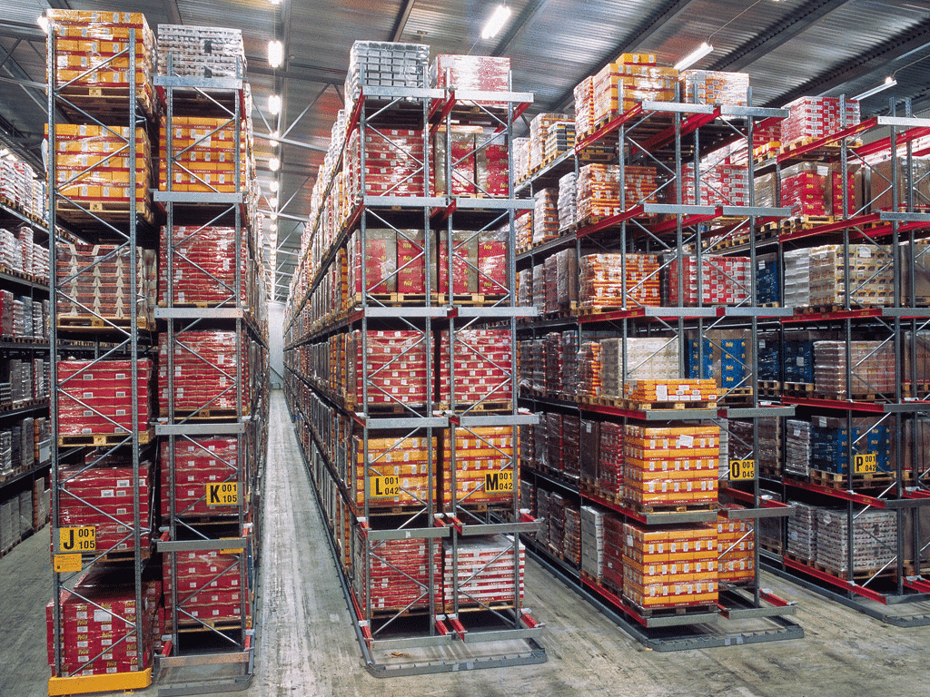 Warehouse Process - Storage