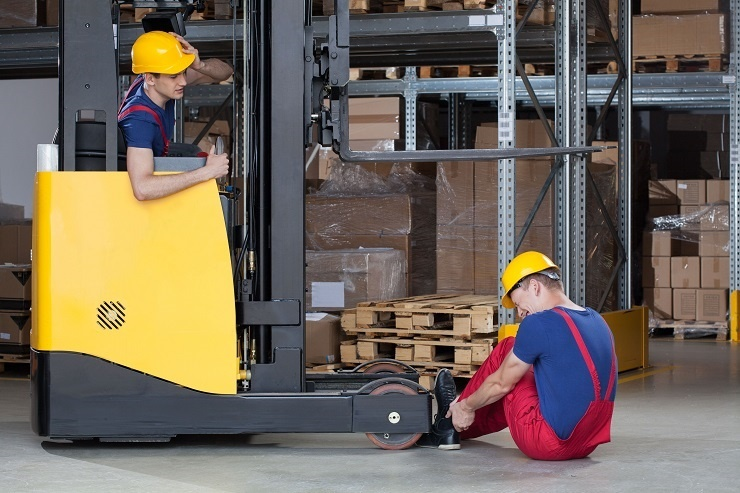 Warehouse Workers' Safety