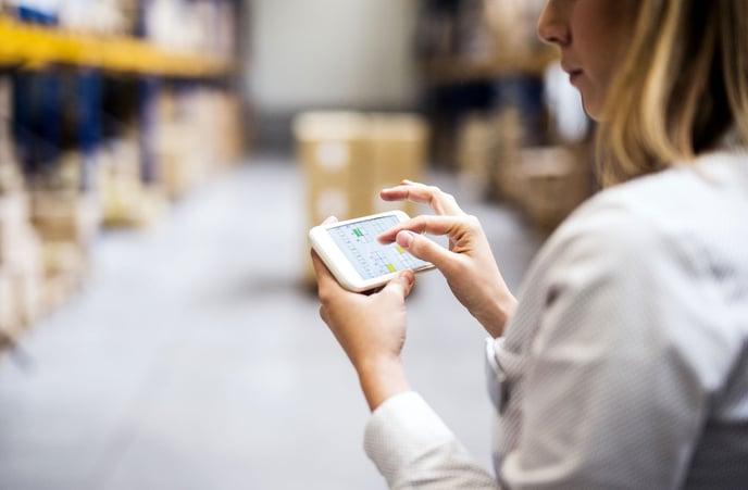 Warehouse Digitalization - Mobility