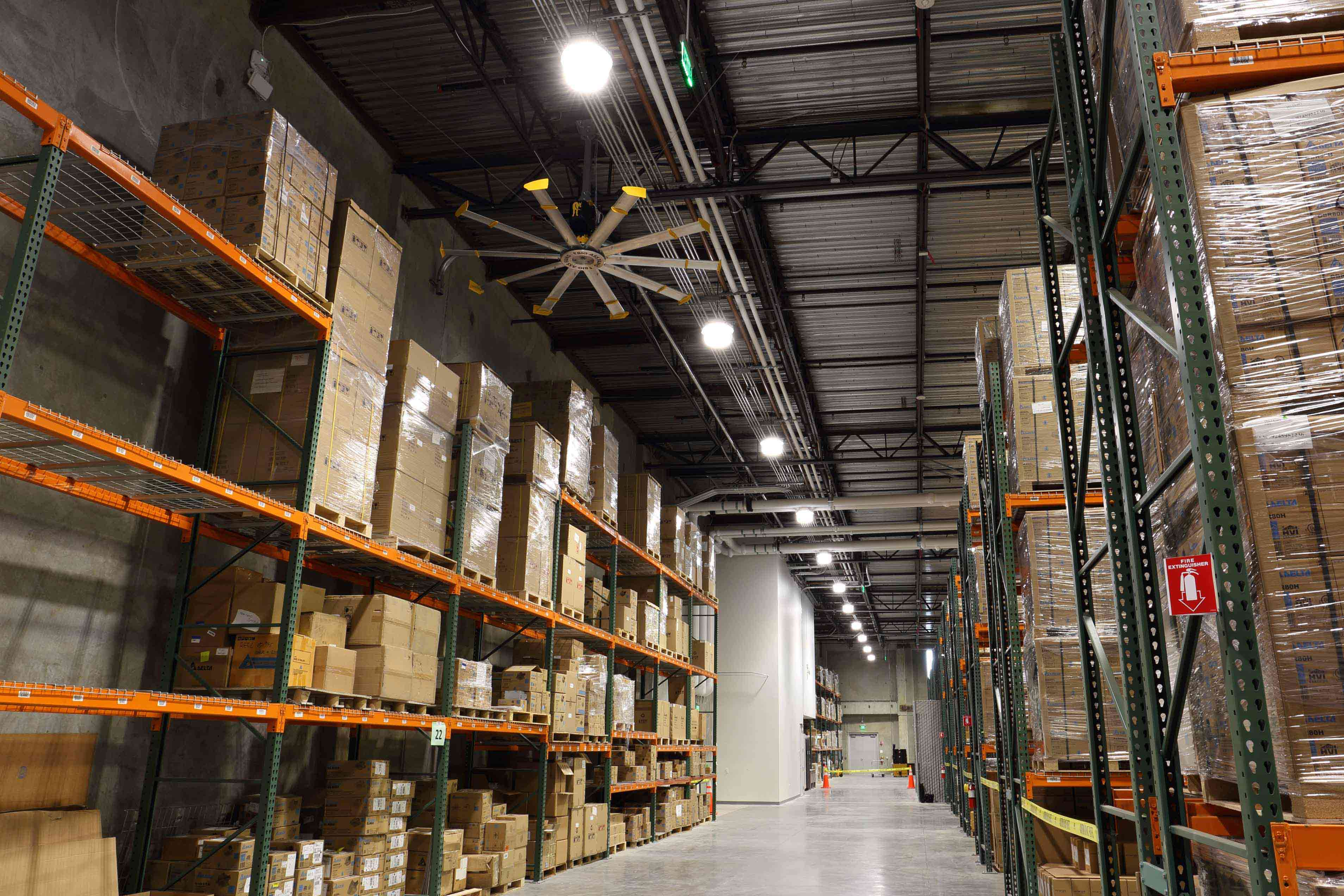 What is a Sustainable Warehouse