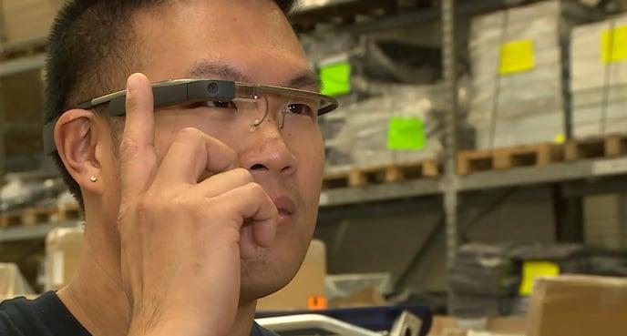 Warehouse Digitalization - Smart Glasses