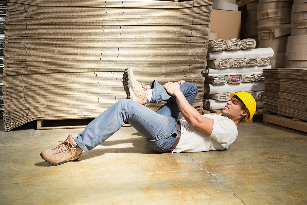 Warehouse employee slip and trip.jpg