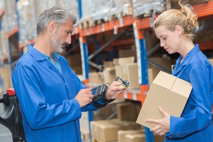 mobility solutions for warehouse digitalization