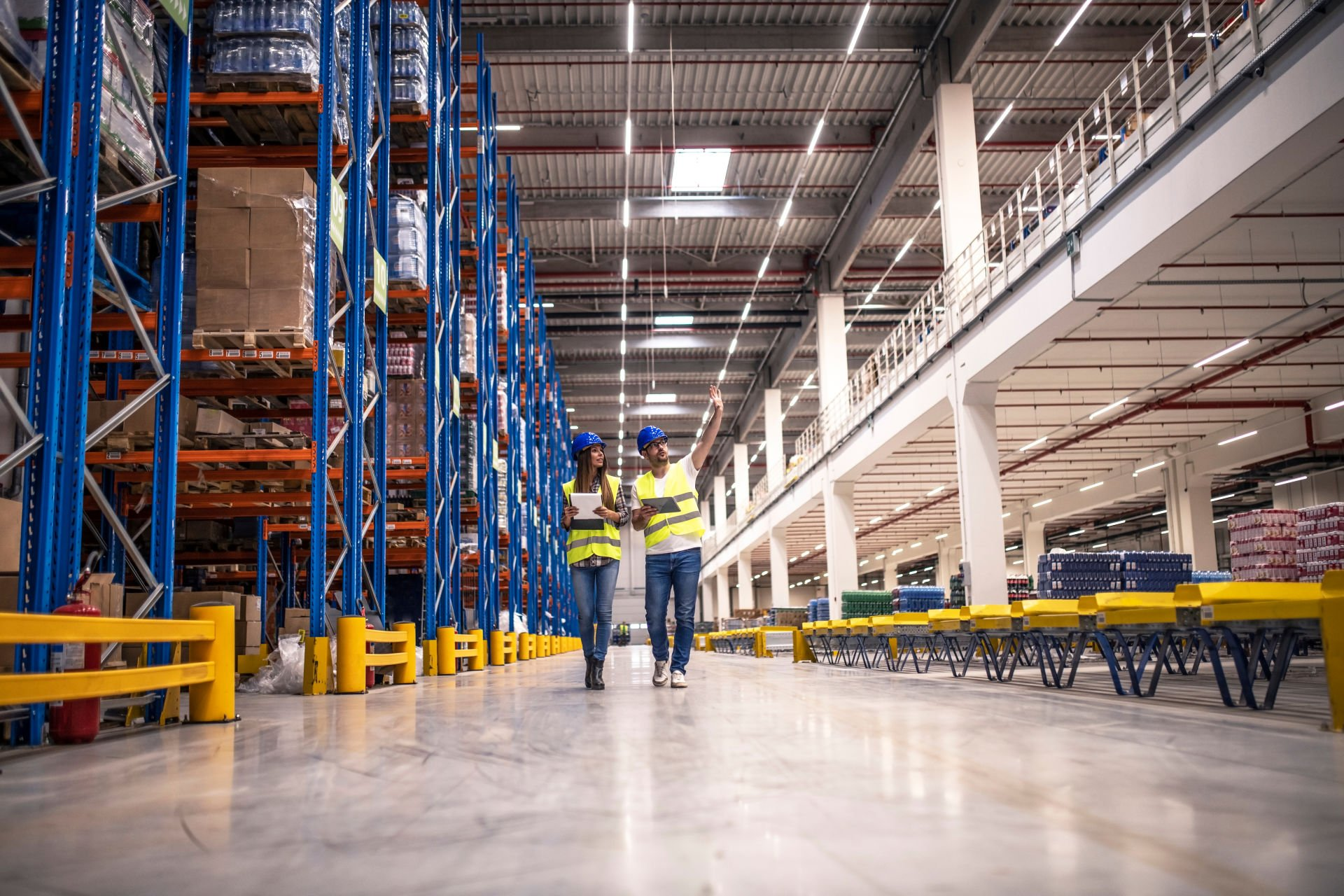 Importance of a Practical Warehouse Layout Design