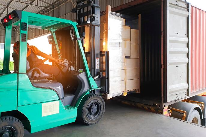 Consolidation Warehouse - LTL Deliveries