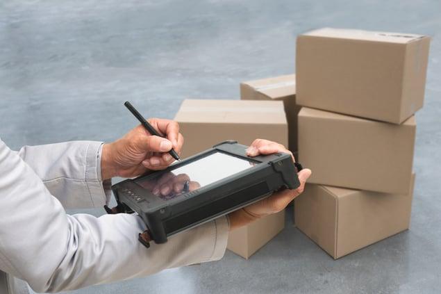 Warehouse Technology - Mobile Friendly Technology