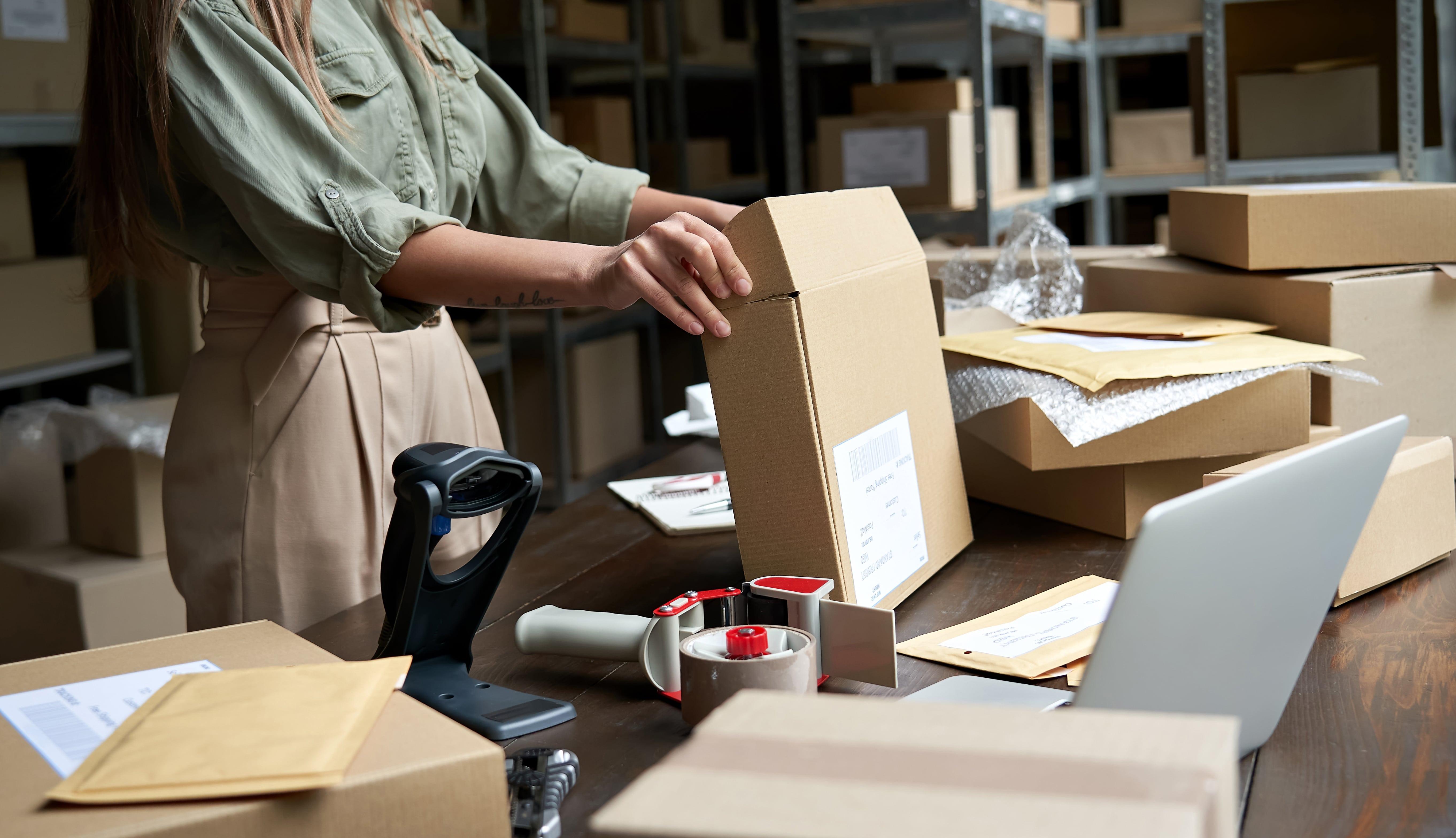 eCommerce Order Fulfillment - Returns