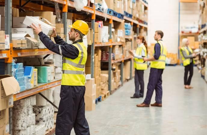 Warehouse KPI - Picking