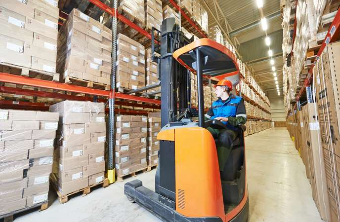 Warehouse KPI - Putaway