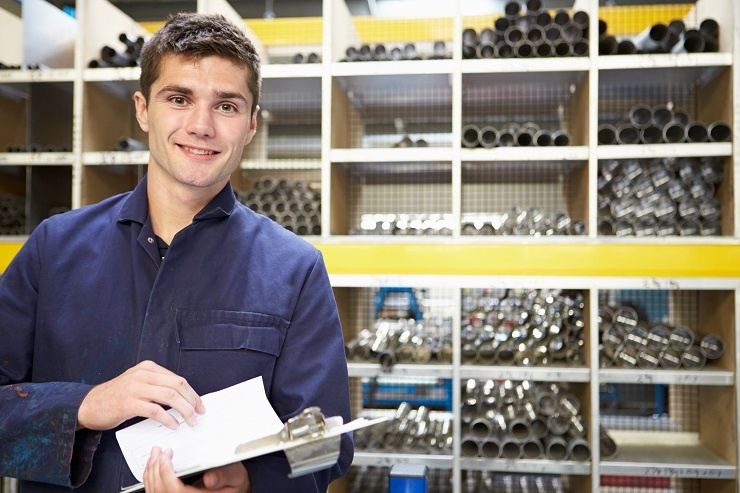 Acquire new warehouse workers with apprenticeship schemes