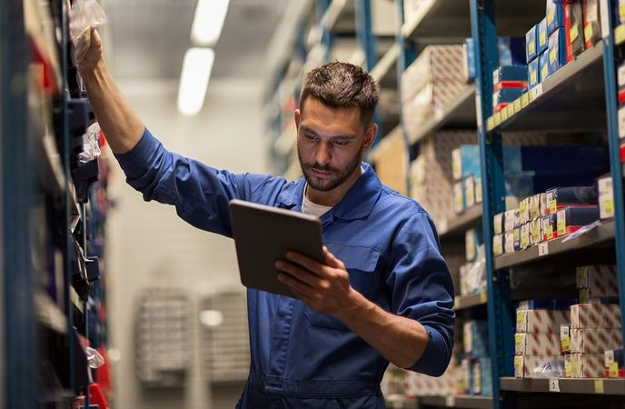 Warehouse Mobility Solutions - Tablets