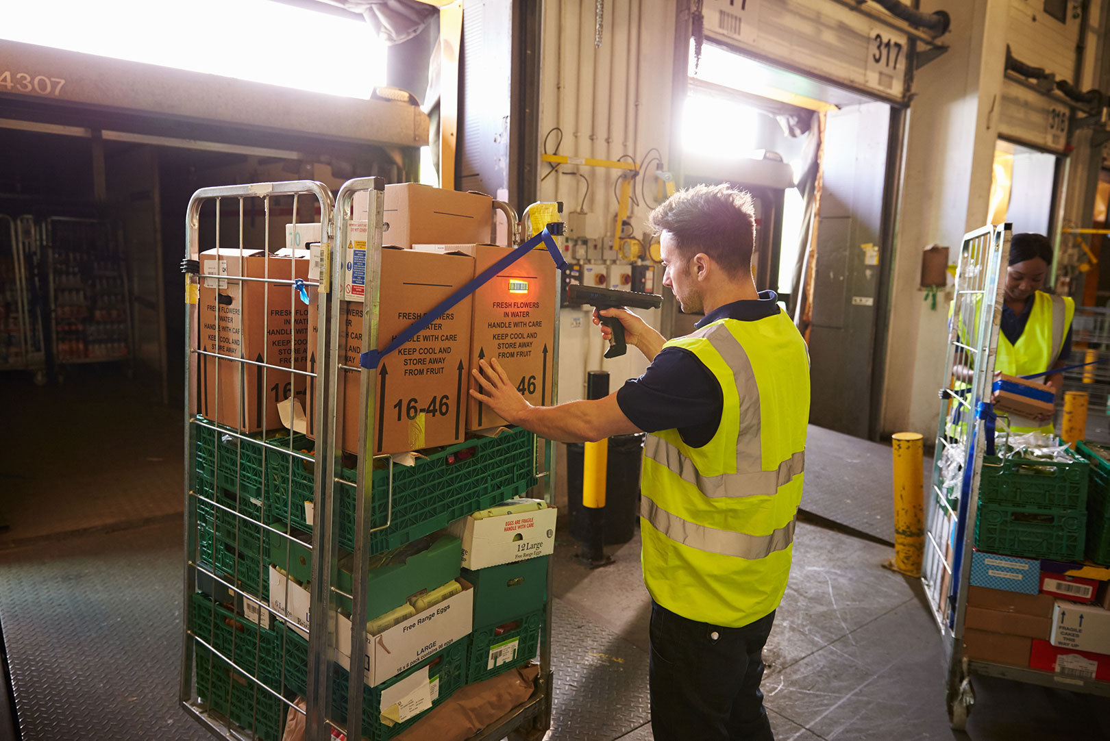 Warehouse Operations: Optimizing the Reverse Logistics Process